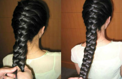 french braid hair do