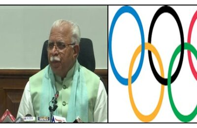Tokyo Olympic Games Haryana government will give cash prizes of Rs 6 crore to gold medal winners
