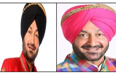 Famous Punjabi singer Malkit Singh's Facebook and Instagram accounts have been hacked