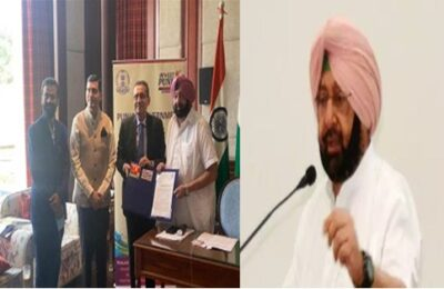 Aditya Birla Group invests Rs 1,500 crore in Punjab, welcomes Chief Minister Captain Amarinder Singh