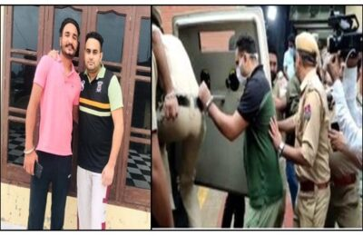 Ajnala Gangster Preet Sekhon and his accomplices remanded in police custody for 5 days