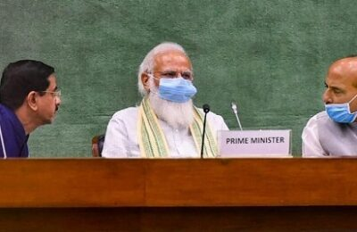 All party meeting of PM Modi called before Monsoon Session, said - ready for discussion on various issues