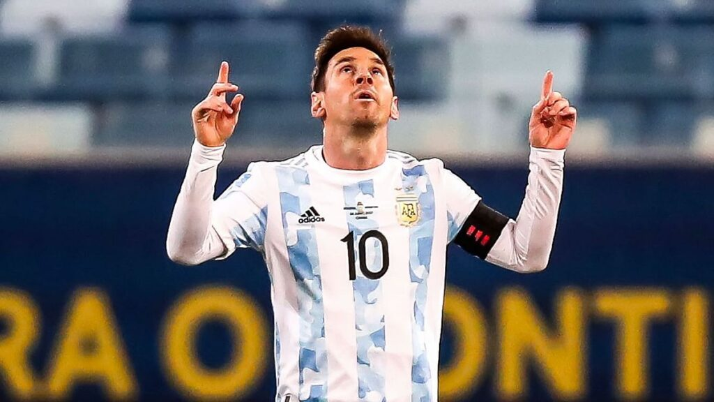 Copa America 2021 Final: Lionel Messi created history, Argentina became champion after 28 years after defeating Brazil