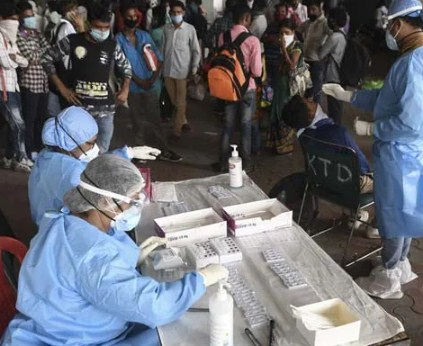 Corona Cases 41 thousand new cases of corona came in 24 hours, 895 infected died
