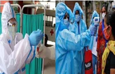 Corona Virus Today 37 thousand 154 new cases of corona virus were registered in the country in the last 24 hours, 724 people died