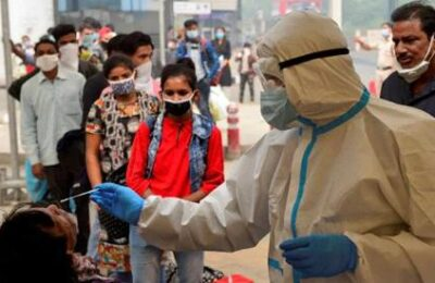 Corona Virus Update News More than 40 thousand new cases of Corona virus were registered in the country again after two days.