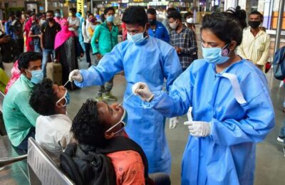 Covid-19 in India Corona cases are on the rise again, experts fear third wave