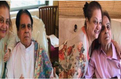 Dilip Kumar Death Veteran Bollywood actor Dilip Kumar passes away, wave of mourning in Bollywood