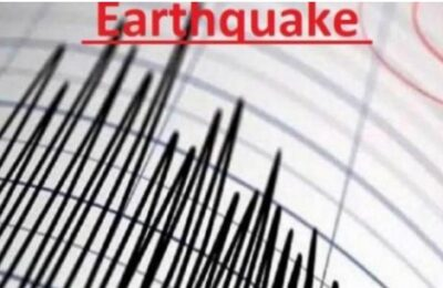 The epicenter of the earthquake was the earthquake in the Alaska Peninsula in the US on Wednesday night, the magnitude of the Earthquake was measured at 8.2 on the Richter scale.