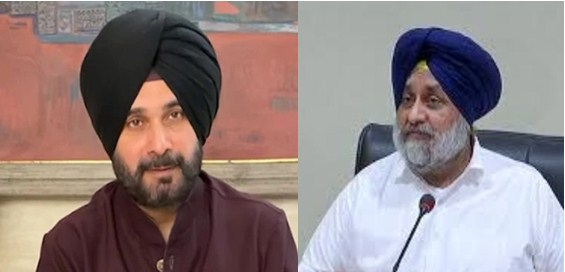 Former Cabinet Minister Navjot Singh Sidhu Says Direct Questions To Badals On Siege Of Akali, Disrespect