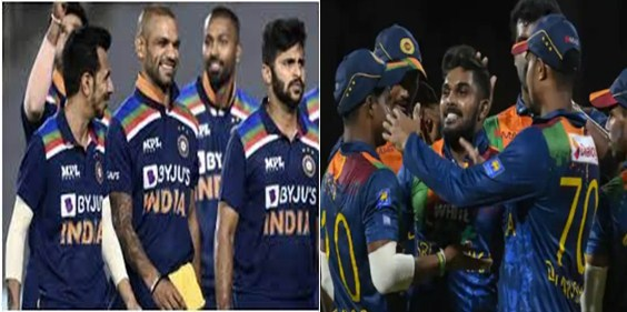 IND Vs SL Changes again in India-Sri Lanka ODI series, first ODI to be played on July 18