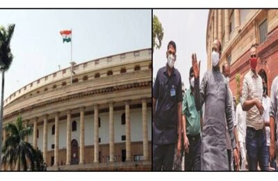 Monsoon Session Of Parliament Monsoon session will run from July 19 to August 13, all-party meeting will be held on July 18