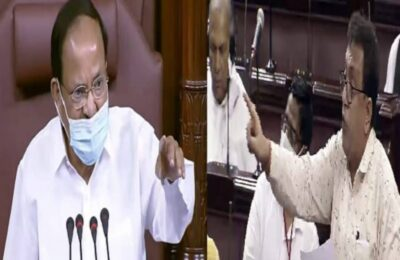 Monsoon Session Trinamool Congress suspends Shantanu Sen for the entire session
