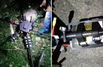 Pakistani Drones Jammu Police shoots down Pakistani drone in Kanachak sector, IED fragment recovered