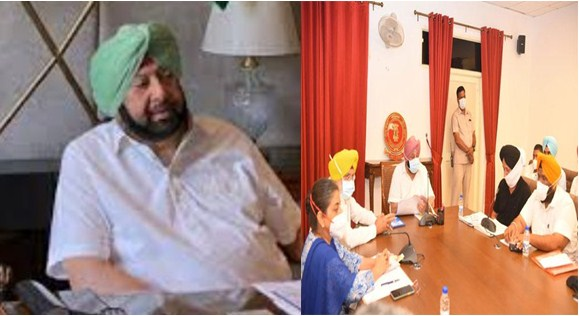 Punjab Chief Minister Capt Amarinder Singh to meet Gadkari on issue of farmers' compensation for land to be acquired under 'Bharatmala Project'