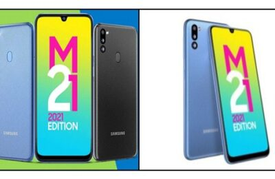 Samsung launches Samsung Galaxy M21 with 6000mAH battery