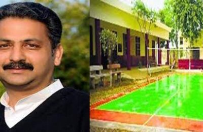 Smart PlayGround will now be created in government schools Vijay Inder Singla