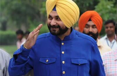 Taking an important decision today, Sonia Gandhi appointed MLA Navjot Singh Sidhu as the President of Punjab Congress