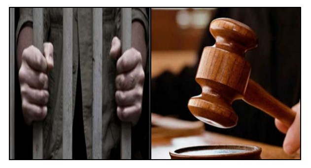 The court sentenced the convicts to life imprisonment in the murder of a nominee accused of indecency