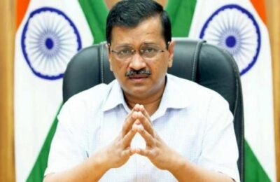 The government is making every effort to provide water to all CM Kejriwal