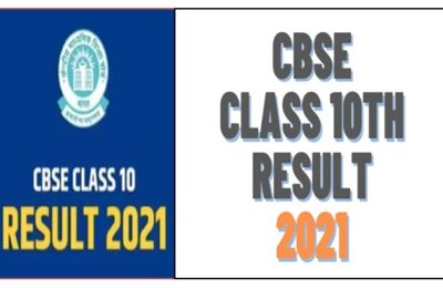 CBSE 10th Result 2021 Announced CBSE Announces 10th Result, Click on these Direct Link to view immediately
