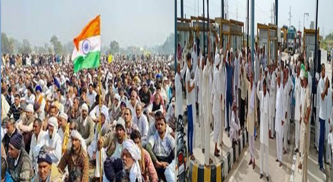Farmers' Mahapanchayat in Karnal today, more than 10 thousand farmers will gather