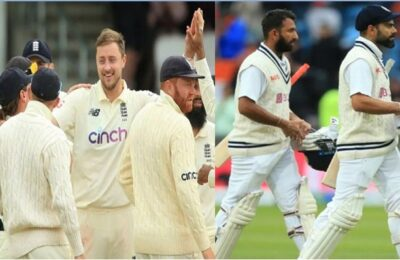 India VS England 3rd Test 2021 India suffered a crushing defeat in the third Test