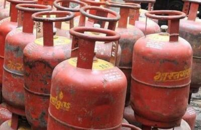 LPG Cylinder Rate- Increase in Domestic LPG Cylinder