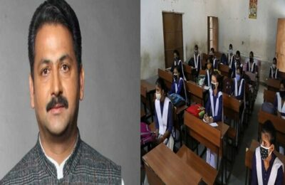 Punjab Education Minister Vijay Inder Singla issues guidelines to save school children from Covid-19