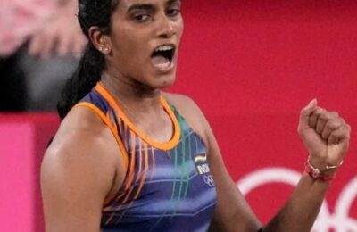 Tokyo Olympics: In the semifinals, Indian badminton star P.V. Indus lost