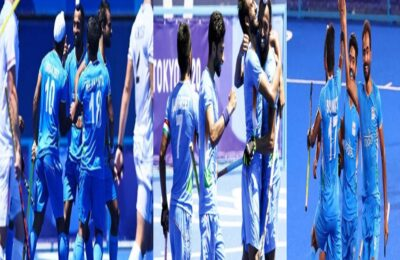 Tokyo Olympics Indian Hockey Team Wins History, Won Olympic Madel 41 Years Later, Captures Bronze Medal