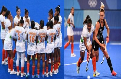 Tokyo Olympics Indian Women's Hockey team lost 1-2 to Argentina in semi-finals, will now try for bronze medal