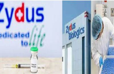 Zydus Cadila's Vaccine Approved for Emergency Use in India