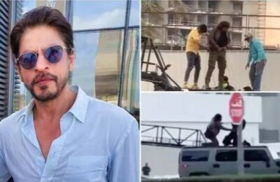 Shooting of Shah Rukh Khan's next film 'Pathan' is going to start in Pune
