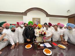 Punjab Chief Minister to go to Delhi Border to pay homage to Kisan Morcha Charanjit Singh Channi