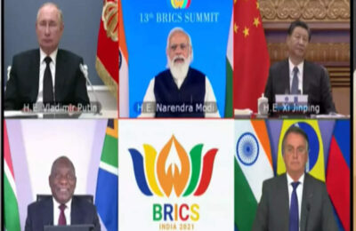 13th BRICS Summit We are an influential voice for emerging economies of the world PM Narendra Modi