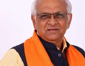 Bhupendra Patel's next Gujarat CM, sworn in as Chief Minister at 220 p.m.