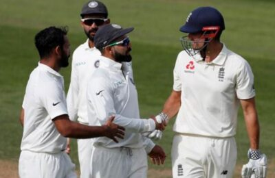Corona Crisis 5th Test between India and England canceled