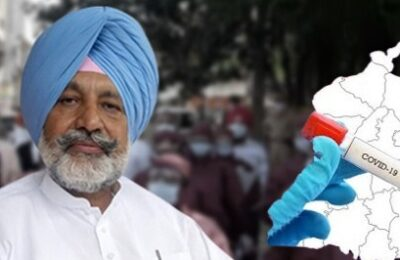 Genome Facility Launched In Punjab To Identify New Variants Of Corona Virus Health Minister Balbir Sidhu