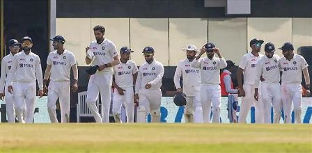IND VS ENG TEST Another member of the Indian team Corona Positive before the 5th Test