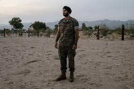 Lieutenant Sukhbir Toor, a Sikh officer serving in the US Army, is now allowed to wear a turban while on duty