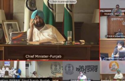 Punjab Cabinet approves recruitment of Assistant Professors and Librarians for 18 new Government Colleges