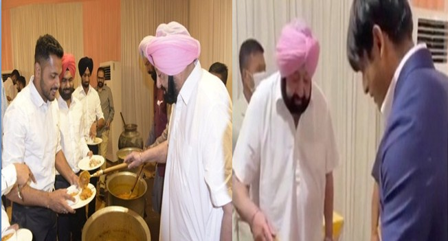Punjab Chief Minister Capt Amarinder Singh invites all Olympians to dinner