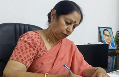 Punjab SC Commission Chairperson Mrs. Tejinder Kaur writes to Chief Secretary Vinnie Mahajan to remove caste based names of villages and cities