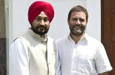 Rahul Gandhi will attend the swearing in ceremony of newly elected Punjab Chief Minister Charanjit Singh Channy