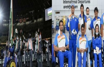 Tokyo Paralympics India won 5 gold, 8 silver and 6 bronze medals in Tokyo Paralympic Games