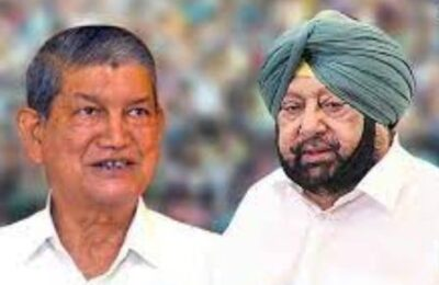 Former Chief Minister Capt Amarinder Singh gave a scathing reply to Harish Rawat