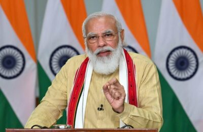 PM Modi drew opposition parties on Agricultural Laws, saying that the Opposition is cheating the farmers