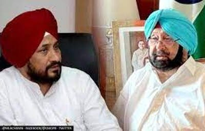 Punjab Chief Minister Charanjit Singh Channy will call on Capt Amarinder Singh today